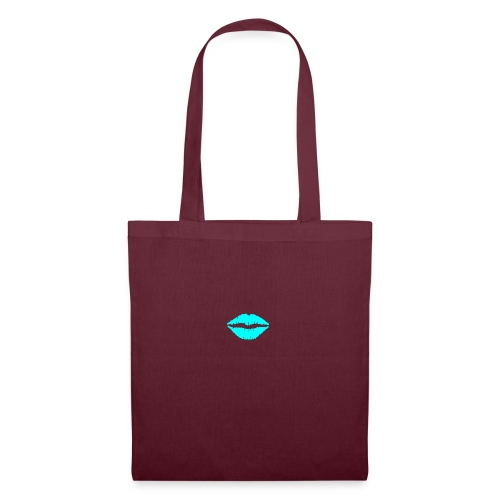 Blue kiss - Tote Bag