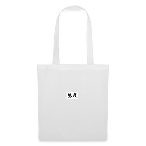 Attitude - Tote Bag