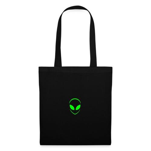 Alien Face Cool - Tote Bag