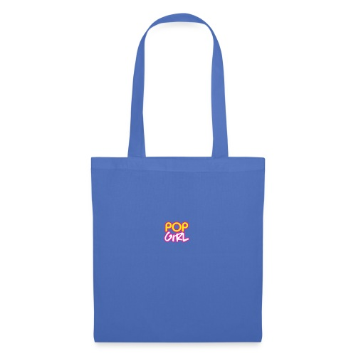 Pop Girl logo - Tote Bag