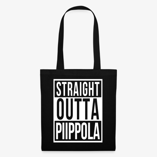 Straight Outta Piippola - Tote Bag