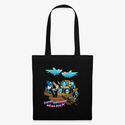 SUPER AWESOME MEGA ROCK - Tote Bag