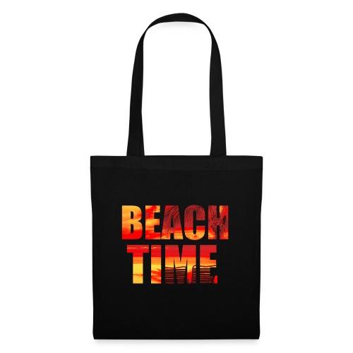 Beach Time - Sac en tissu