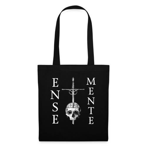 Ense et Mente Logo - Stoffveske