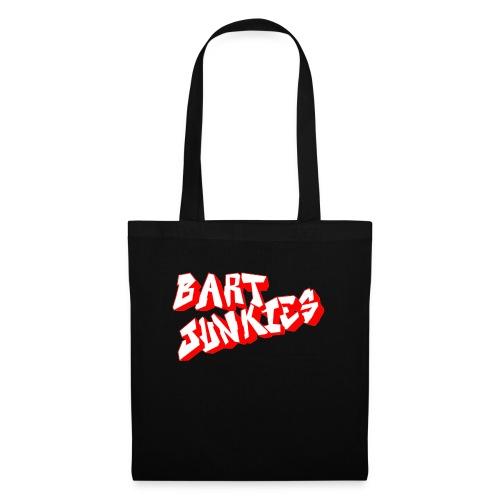 BART JUNKIES-KULT!!!! - Stoffbeutel