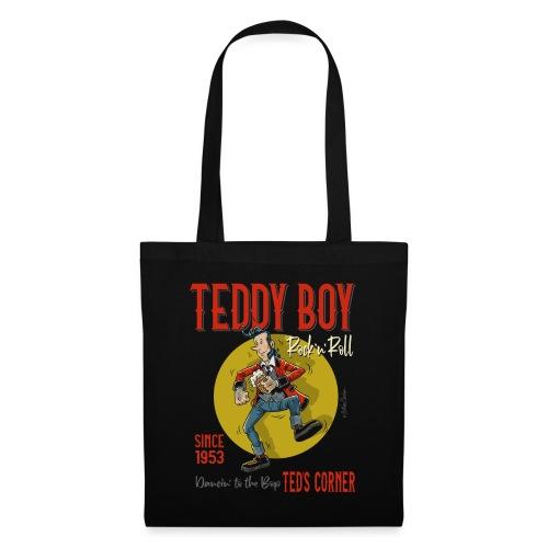 Teddy Boy Dancin 'to the Bop - Bolsa de tela