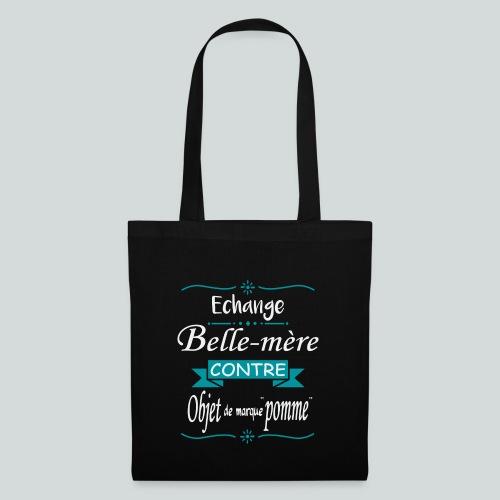 Echange Belle mère contre objet de marque pomme - Tote Bag