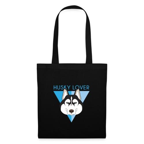 Husky - Blue - Borsa di stoffa