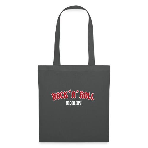 Rock 'n' Roll Mommy - lustige Geschenkidee - Stoffbeutel
