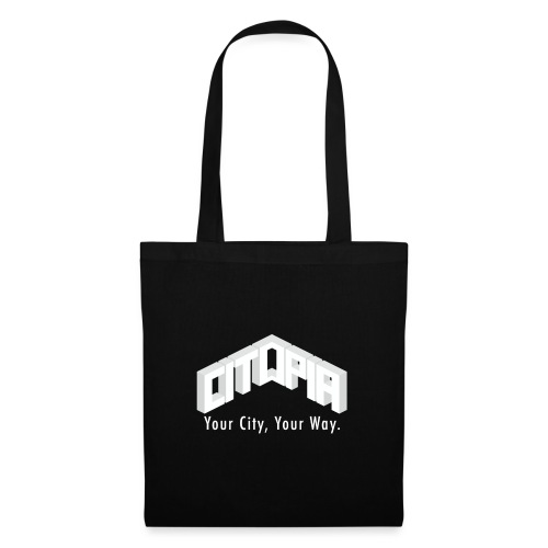 Logo with Slogan - Tote Bag