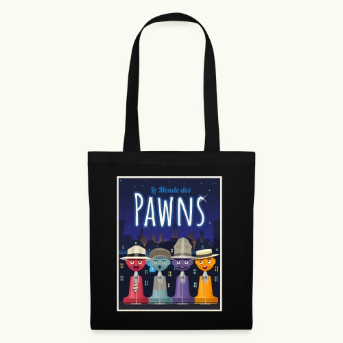 Les Pawn Brothers Chantent - Tote Bag