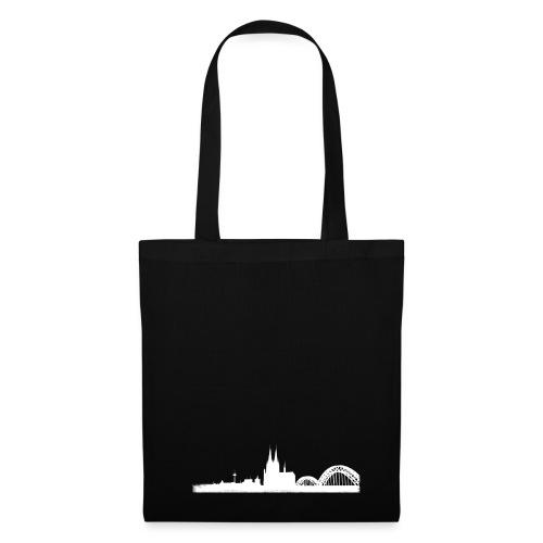 Köln-Skyline - Stoffbeutel
