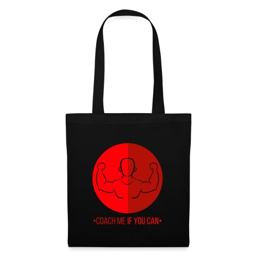 Muscle Rouge - Tote Bag
