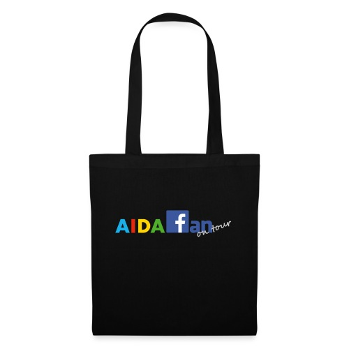AIDA fan on tour - Stoffbeutel