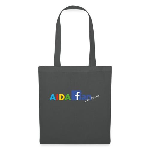 AIDA fan on tour - Stoffbeutel