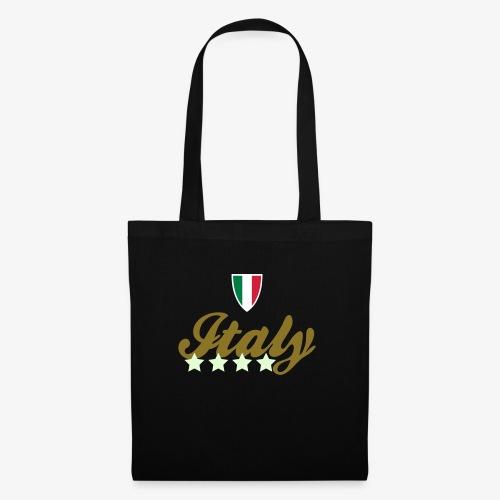 Gruppo di stelle Italia - Borsa di stoffa