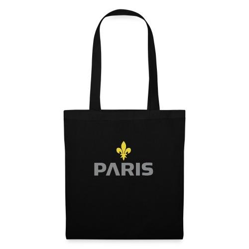 Paris Grey Lys Concept - Sac en tissu