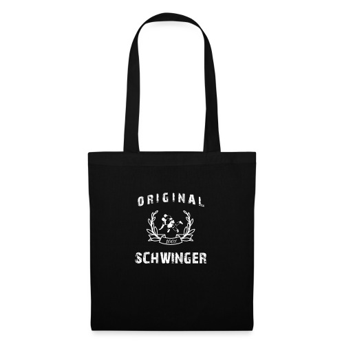 Original 100% Schwinger! - Stoffbeutel
