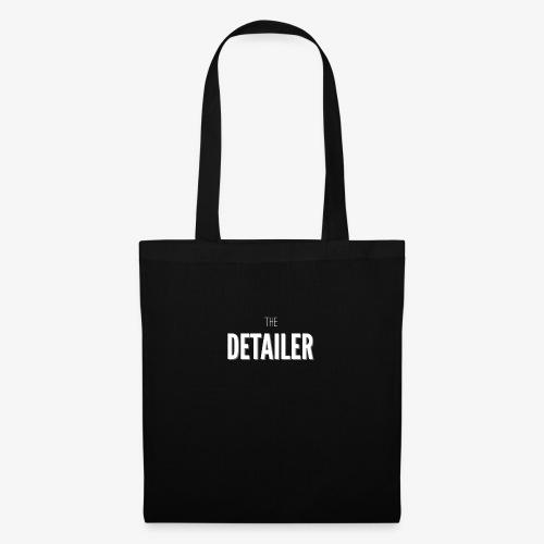 The Detailing Bag - Tote Bag