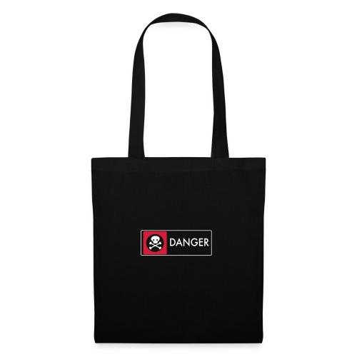 Danger - Tote Bag