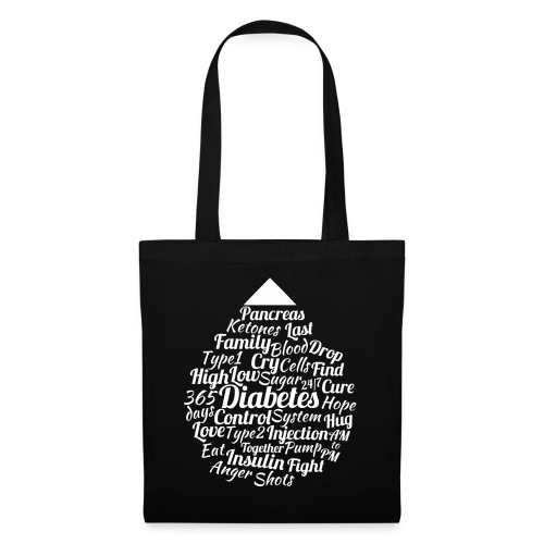 CURE DIABETES - Tote Bag
