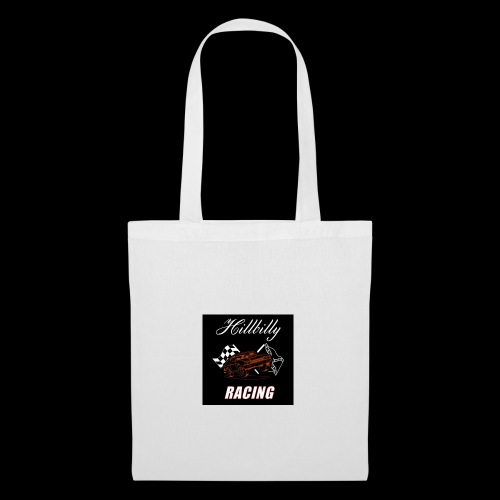 Hillbilly racing merchandise - Tas van stof