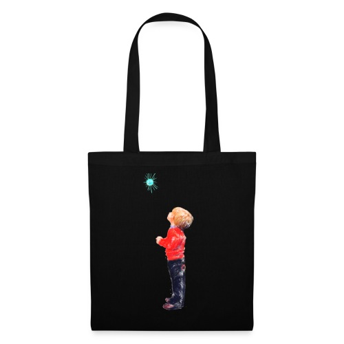 The Boy and the Blue - Tote Bag