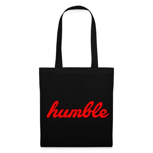 HUMBLE RED SIGNATURE - Tote Bag