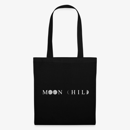 Moon child tshirt - Borsa di stoffa