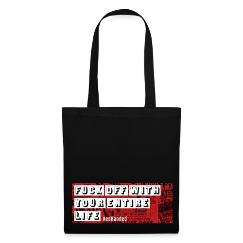 Fuck Off - Tote Bag