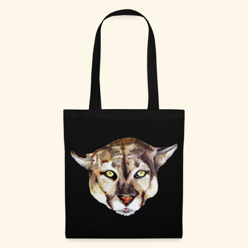Artistic wild animal - Tote Bag