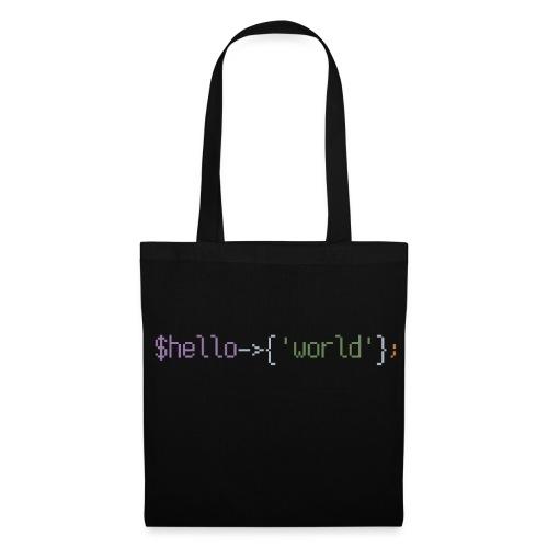 Hello World - Tote Bag