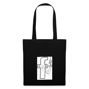 Monsieur Fessbouke - Tote Bag
