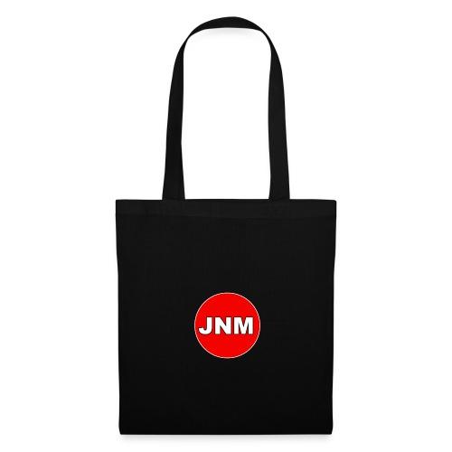 JustNotMe Logo - Tas van stof