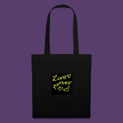 LoveYourself - Borsa di stoffa