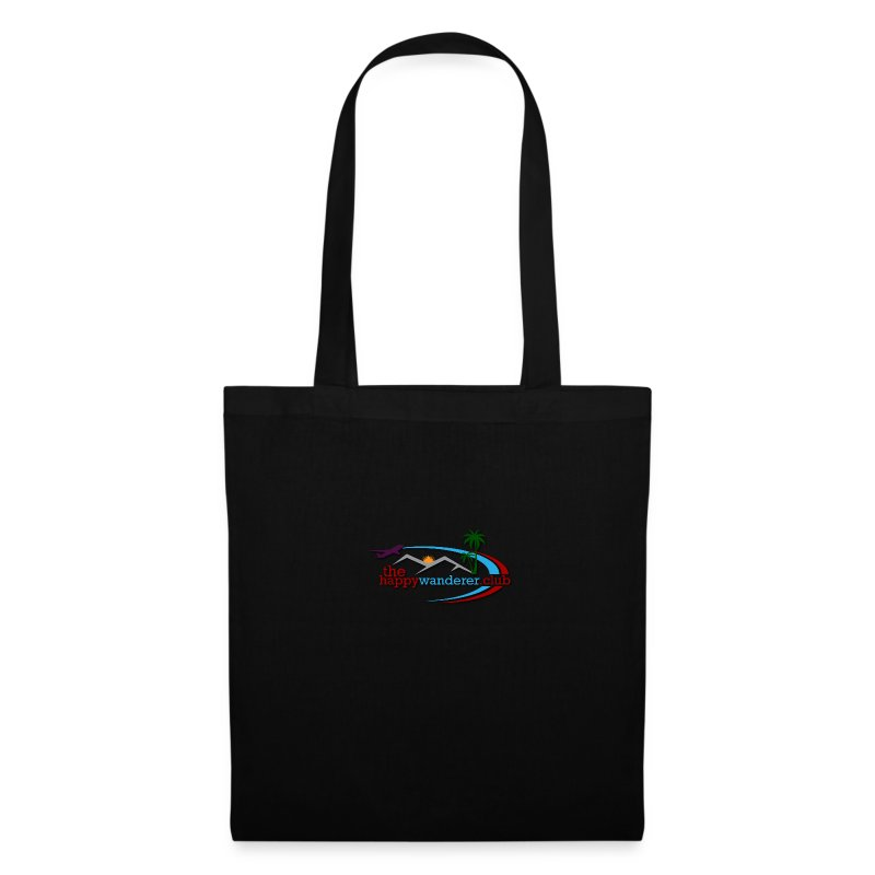 The Happy Wanderer Club Merchandise - Tote Bag
