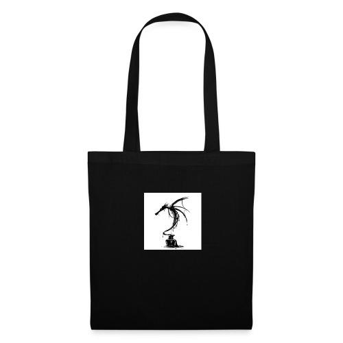 Ink-Dragon-T-shirt-Design-by-alnavasord-design-585 - Tygväska