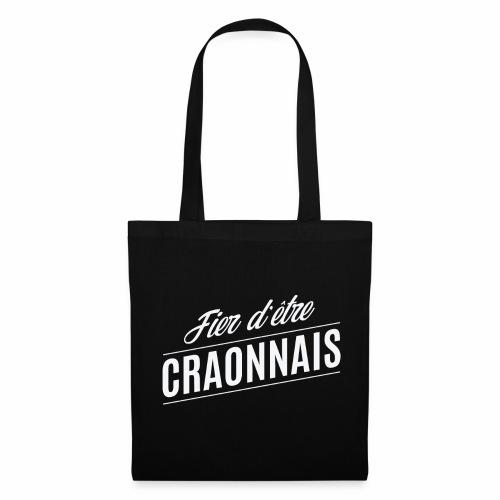 Fier d'être Craonnais - Tote Bag