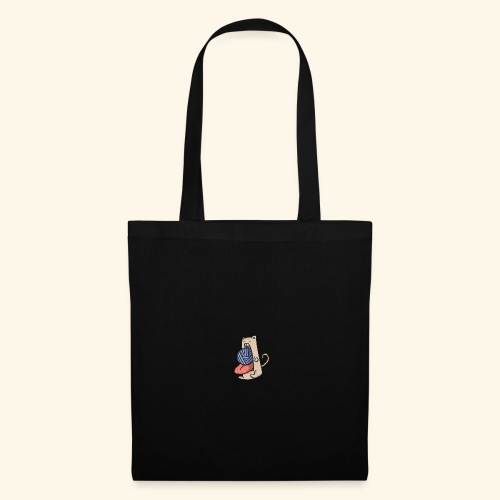 the eat-all-you-can cat - Tote Bag
