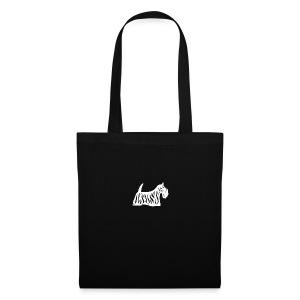 Founded in Scotland alternative logo - Tote Bag
