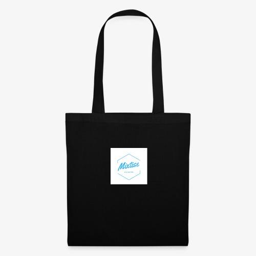 Mixtise bleu et blanc - Tote Bag