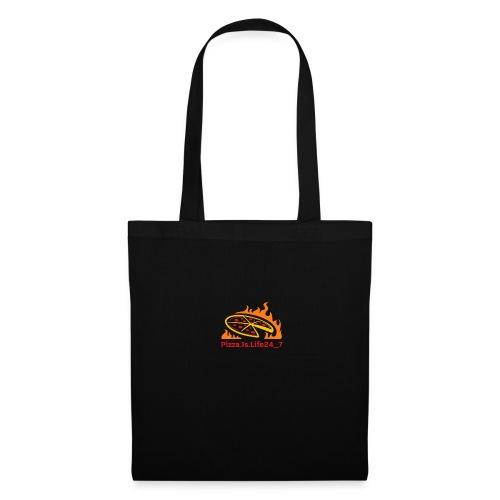 Pizza Logo - Stoffbeutel