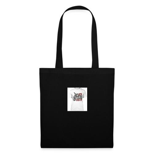 Tee shirt Moto Cross - Tote Bag