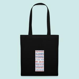 Myopia Poster 3 - Tote Bag