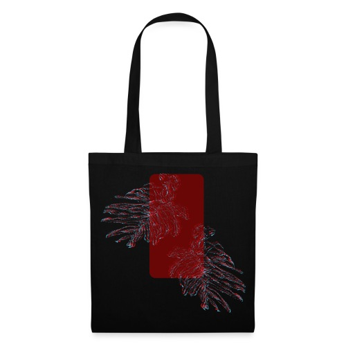 Illusion tropicale - Tote Bag