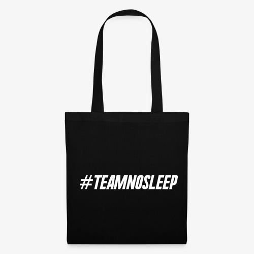 #TeamNoSleep - Stoffbeutel