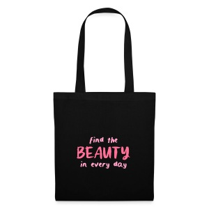 Find The Beauty - Borsa di stoffa