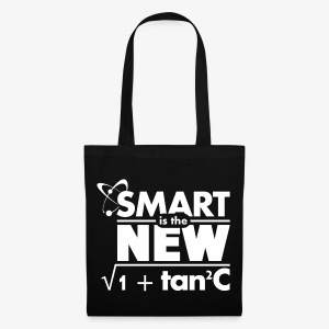 Smart is the new sexy - Stoffbeutel