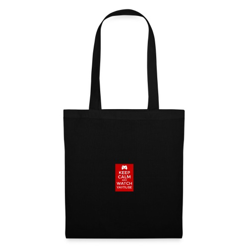 Keep Calm and Watch YayTube - Tote Bag