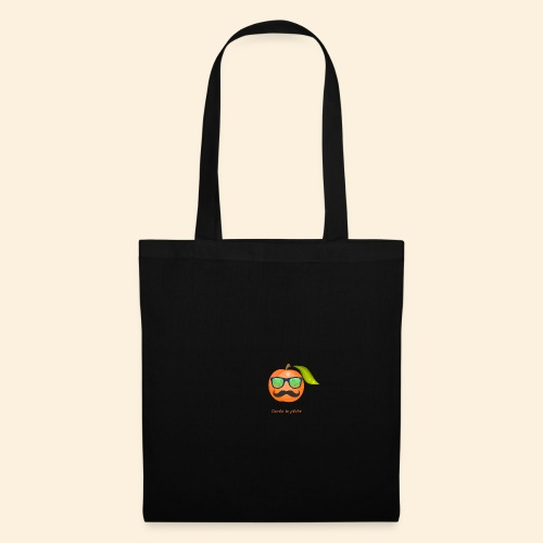 Lunette, moustache garde la pêche - Tote Bag